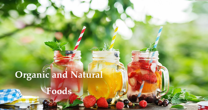Organic and Natural Foods
